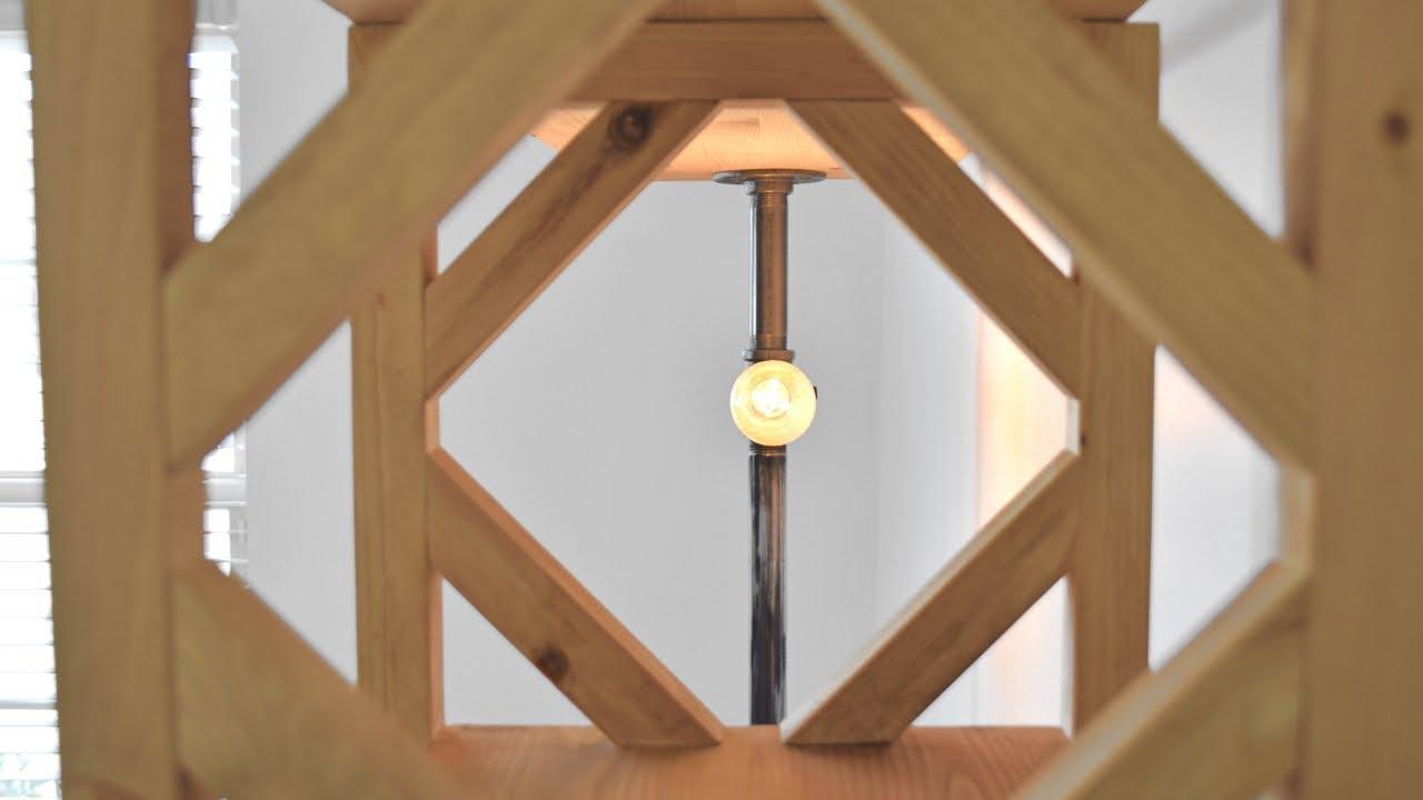 How To Build A Farmhouse Style Desk Diy Youtube