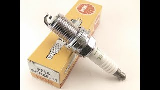 BKR6E-11 NGK артикул 2756 свеча зажигания серия  Standard (Стандарт)
