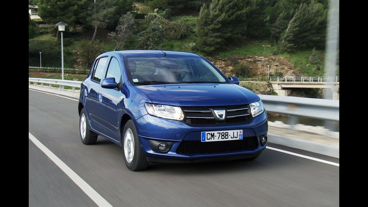 dacia sandero 2012 roadtest. Black Bedroom Furniture Sets. Home Design Ideas