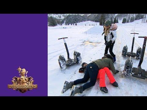 Die lustigsten Unfälle im Ski-Urlaub | Die Geissens