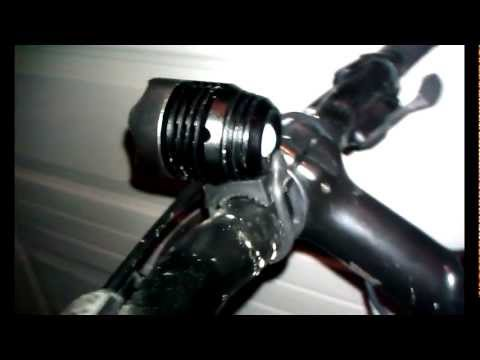 Best Bicycle Light Cheap And Powerful Cree Xml T6 Led Youtube