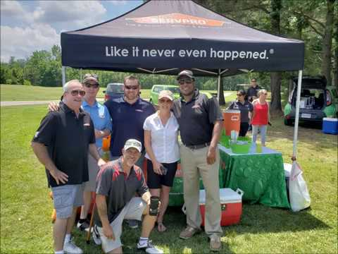 Being Green on the Green with SERVPRO Elizabeth City/Outer Banks