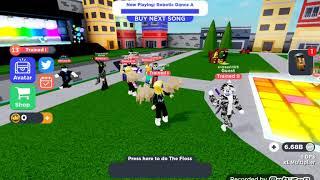 FAN TREFFEN! Roblox deutsch englisch roblox dancing simulator