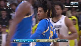 Recap: UCLA Secures 70-63 Victory at No. 18 Colorado