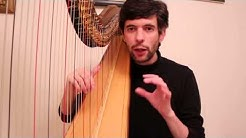 Avoiding buzzing and surface noise on the harp - Harp Tuesday episode 62
