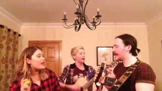 Hudson Taylor - World Without You Cover By Anton&Stephanie Featuring Saidhbhin Gorham