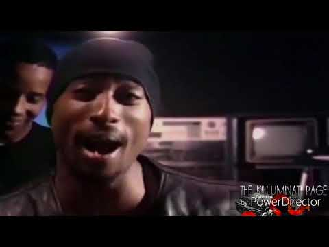 2pac - Real Up Hoe Down. (Official Video-LUR-Up) ft Richie Rich