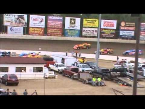 6-11-11 I-55 Raceway Heat Race