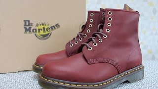 DR MARTENS For Life Oxblood 1460 *REVIEW*
