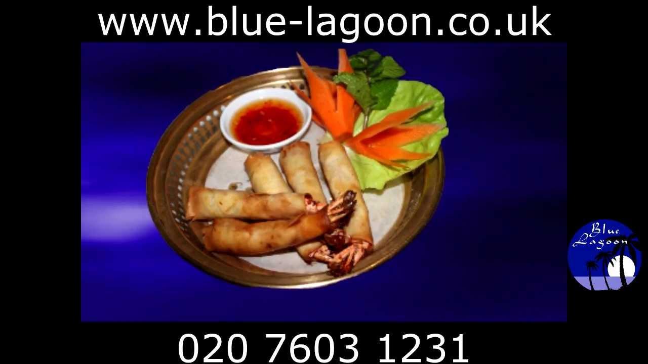 Blue Lagoon Thai Restaurant High Street Kensington