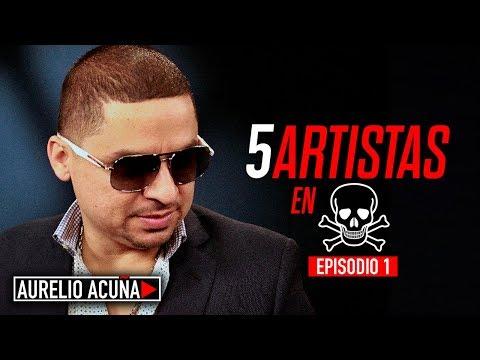 5 Artistas Amenazados de ☠️