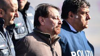Arrest of fugitive leftist militant Cesare Battisti ends 37 years on the run