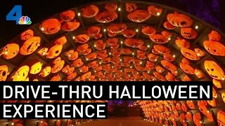 Drive Through This Halloween 'Immersive Installation' in Woodland Hills | NBCLA
