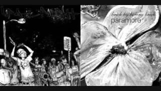 Blink-182 vs. Paramore - Up All Night vs. Brick By Boring Brick (mash-up)