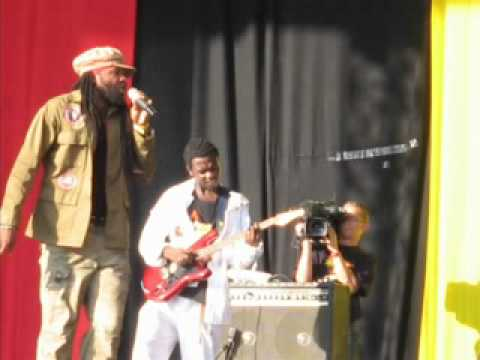JAH CURE to your arms of love.flv