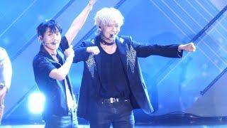BTS 방탄소년단 (V 뷔) - Anpanman 앙팡맨 (롯데면세점 패밀리 콘서트) 직캠/Fancam by PIERCE