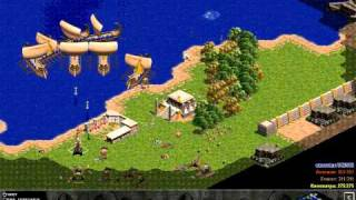 Age of Empires ROR PAX ROMANA Mission 01 hardest walkthrough