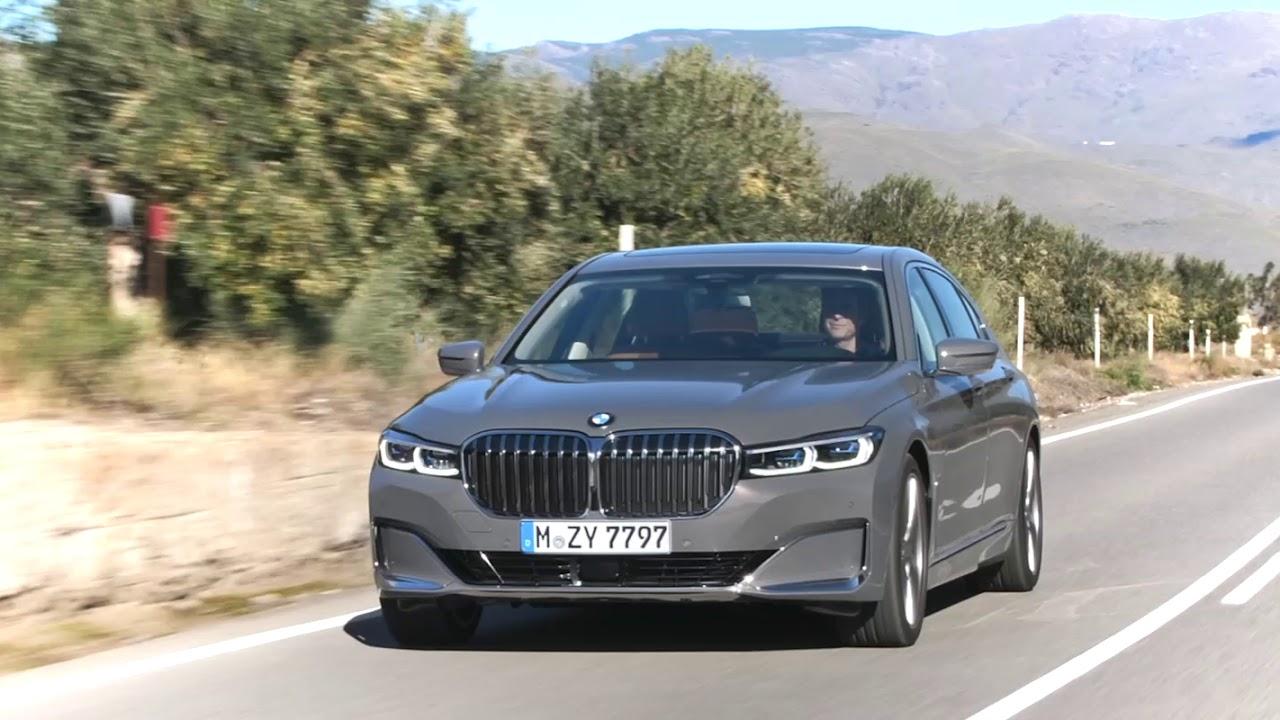 Der Neue BMW 7er (G11/G12 Facelift 2019)