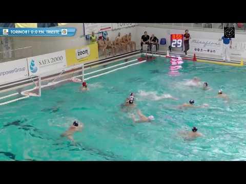 🎧 live per raccontarvi la sfida tra Reale Mutua Torino 81 Iren vs Pallanuoto Trieste Pallanuoto Ser