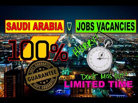 Saudi Arabia Work Visa [[ Job Vacancies ]] in Urdu 2018 BY PREMIER VISA CONSULTANCY