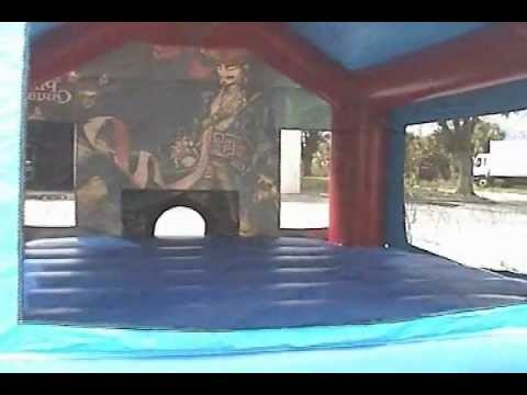 Pirates Of The Caribbean By Rent A Jumper 407-447-0688
