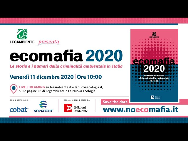 Ecomafia 2020
