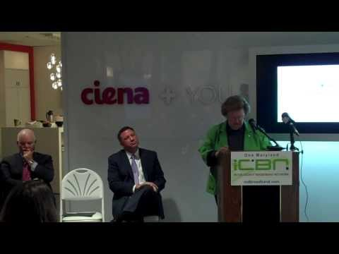 One Maryland ICBN Construction Completion News Conference