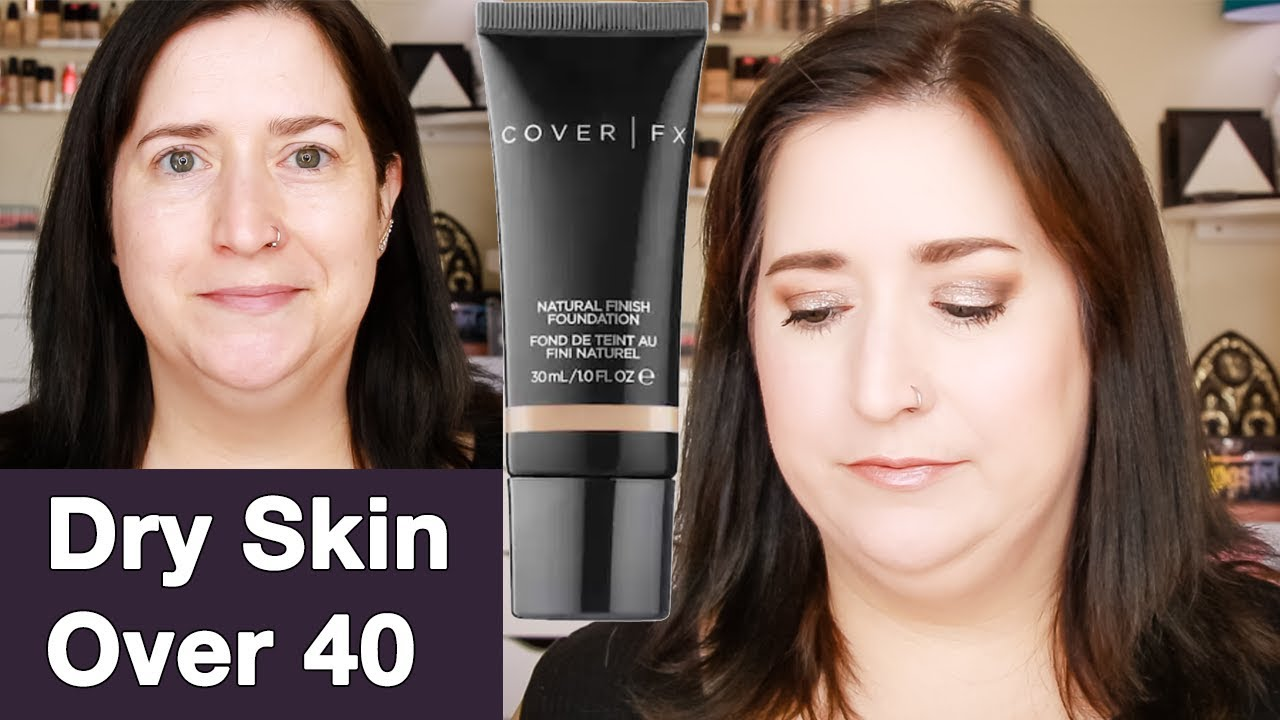 cover fx natural finish oil free