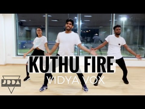 Kuthu Fire | Vidya Vox | DANCE cover |...