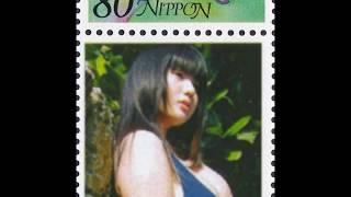 滝沢乃南 切手コレクション Nonami Takizawa stamp collection