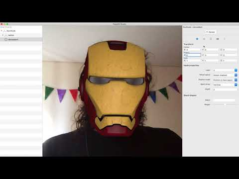 DEEPAR - TRIGGERING ANIMATIONS IN THE DEEPAR SDK - VIDEO TUTORIAL