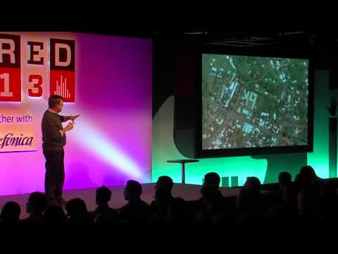 Oxitecs Hadyn Parry on genetically-modified mosquitoes | WIRED 2013 | WIRED