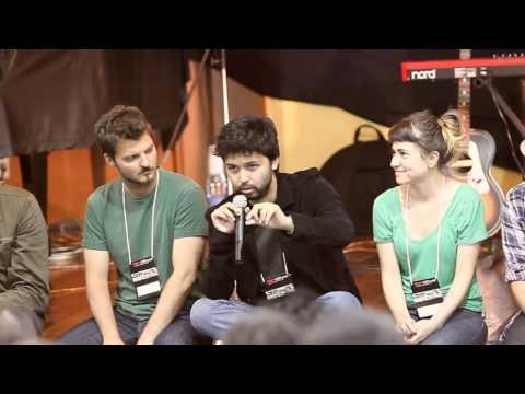 A Banda mais bonita da cidade at TEDxUSPLeste