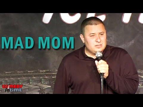 Comedy Time - Francisco Saldana: Mad Mom