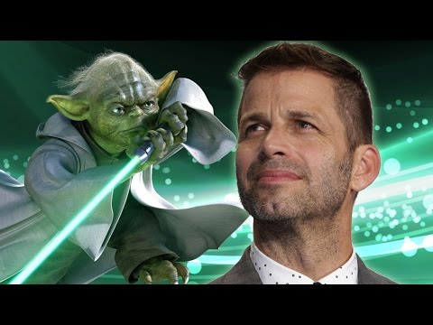 Zack Snyder Directing Star Wars Spinoff After Justice League (April Fools!)
