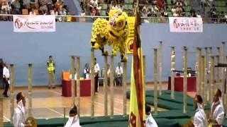 (15th MALAYSIAN CHAMPIONSHIP 2011 -EASTERN ZONE) PERTUBUHAN SENI TARIAN SINGA & NAGA KOTA KINABALU