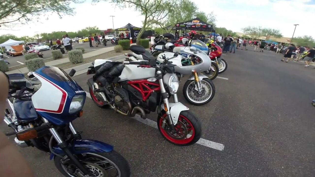 MVlog 30: Tham quan nơi tụ tập của Racing Boys Mỹ part 5: Ngày hội Ducati