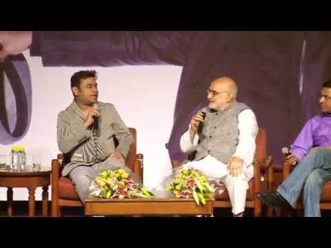 JAI HO - A FILM ON A R RAHMAN, INDIA PREMIERE @ INDIA HABITAT CENTRE - APRIL 2015