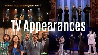 Pentatonix - TV Appearances