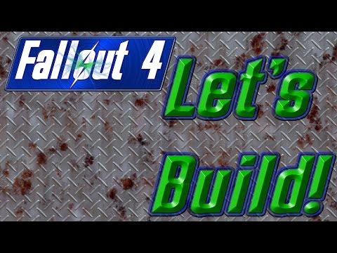 Sanctuary Water Treatment Guard Tower: Let's Build Fallout 4
