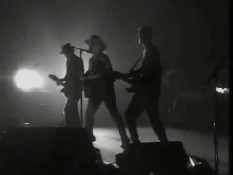 U2   Silver And Gold Live  Rattle And Hum