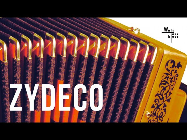 Zydeco - Louisiana Creole Cajun Music Blend