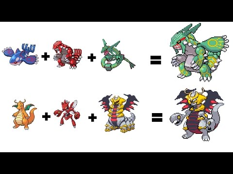 Pokemon Fusion Weekly! Pokemon Evolutions You Wish Existed #3