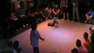 BboyJusten Hustle Kidz Crew (Bedankt man!) Holland (Kids Are The Future) Breakkids