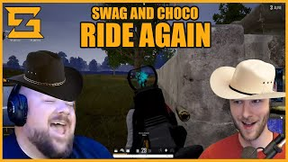 Swag and choco Ride Again! ft chocoTaco