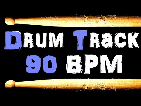 Drum Track Loop 90 BPM Pop HipHop Beat Free Studio Quality MP3 Drum Tracks
