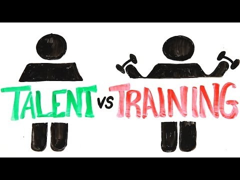 Talent vs Training