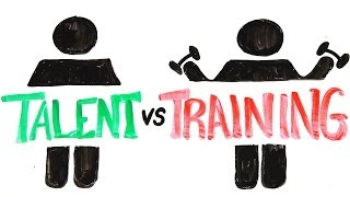 Repeat youtube video Talent vs Training