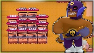 El Primo Rushing The Middle Challenge! - Feast Or Famine Brawl Stars Gameplay! + Getting Rudo Skin!