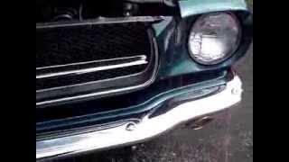 1965 FORD MUSTANG COUPE --  THE PONYCAR THAT STARTED IT ALL